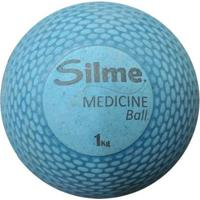 Medicine Ball De Borracha 1 Kg Silme - Unissex