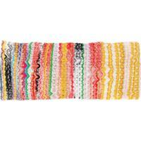 Missoni Mare Headband De Tricô - Amarelo