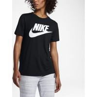 adf27d7c8a269 ... Camiseta Nike Sportswear Essential Hibrid Feminina