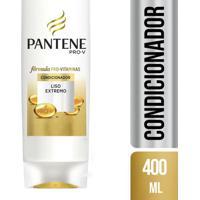 Condicionador Pantene Liso Extremo 400Ml