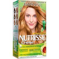 Coloração Nutrisse Garnier 73 Avelã Louro - Unissex
