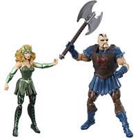 Conjunto De Bonecos - 10 Cm - Disney - Marvel - Marvel Legends - The Mighty Thor - Hasbro - Masculino-Incolor