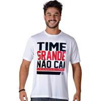Camisa Flamengo Time Grande Não Cai - Masculino