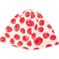 Noé & Zoe Graphic Print Hat - Neutro