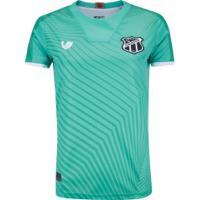 Camisa De Goleira Do Ceará I 2020 Vozão - Feminina - Verde
