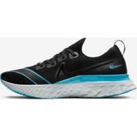 "Tênis Nike React Infinity Run Flyknit ""Fast City"" Masculino"