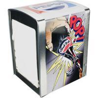 Porta Guardanapos Pepsi Metal Comics