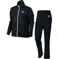 Agasalho Nike Pk Oh Feminino - Feminino-Preto+Branco