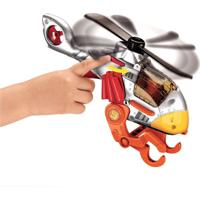 Imaginext Aviões Médios Sky Racer Helicóptero - Mattel