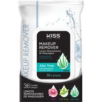 Kiss Ny Lenco Demaquilante Aloe Único