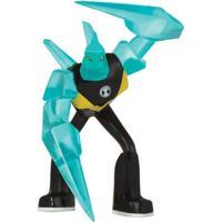 Mini Figura - 5 Cm - Ben 10 - Diamante - Sunny - Unissex