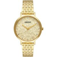Relógio Orient Feminino Swarovski Fgss0154C1Kx