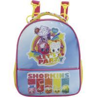 Lancheira Térmica Shopkins Rainbow Party