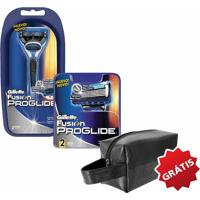 Kit Aparelho De Barbear Gillette Carga Nécessaire