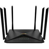 Roteador Wireless D-Link Mu-Mimo Gigabit Ac1200, 1200Mbps, 6 Antenas - Dir-846