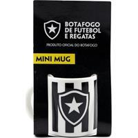 Caneca Minas De Presentes Botafogo Preto