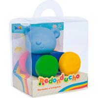 Mordedor E Brinquedo Redonducho - Toyster