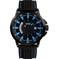 Relógio Skmei Analógico 9152 Azul