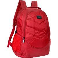 Mochila Adventeam Notebook Mj48324Ad Vermelha