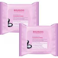 Bourjois Lingettes Kit - Lenços Demaquilante Kit - Feminino-Incolor