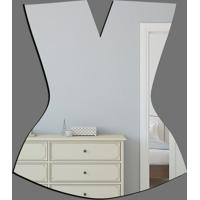Espelho Decorativo Corpete