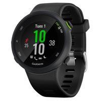 Monitor Cardíaco Com Gps Garmin Forerunner 45 - Preto/Preto