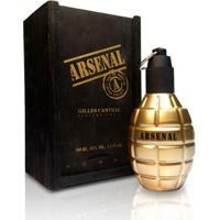 Perfume Gold Masculino Arsenal Edp 100Ml - Masculino-Incolor