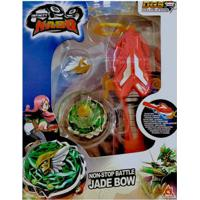 Pião De Batalha - Infinity Nado - Non Stop Battle Séries - Jade Bow - Candide