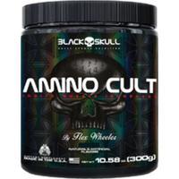 Amino Cult 300Gr - Black Skull - Unissex