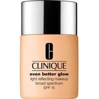 Base Facial Even Better Glow? Light Reflecting Spf15 Clinique Wn 12 Meringue - Unissex