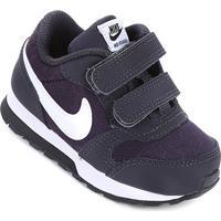 Tênis Infantil Nike Mid Runner 2 - Masculino-Marinho
