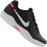 Tênis Nike Air Zoom Resistance - Masculino - Preto