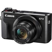Câmera Powershot G7XMark Ii, 20.1Mp, 3´´, Touch, Wi-Fi - Preta Canon
