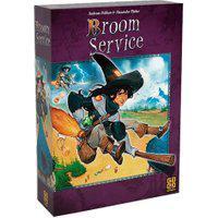 Jogo De Tabuleiro - Broom Service - Grow