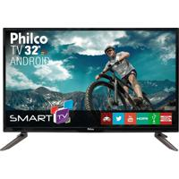 """Tv Led 32"""" Android Philco Bivolt Ph32C10Dsgwa"""