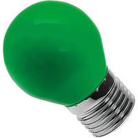 Lâmpada Bolinha G45 Verde Bivolt 6W - Lm280 - Luminatti - Luminatti