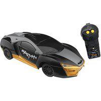Carrinho De Controle Remoto Candide Batman Sombra Negra Lykan 4+ 9036