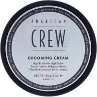 Creme American Crew Grooming Cream 85G - Unissex-Incolor
