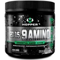 Aminoácidos Hopper 21-15-9 Amino 155G - Unissex