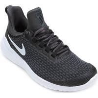 Tênis Nike Renew Rival Feminino - Feminino-Preto+Branco