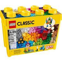 Lego Classic - Caixa Grande De Peças Criativas - 10698 - Unissex-Incolor