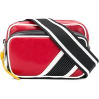 Givenchy Pochete Com Zíper - Vermelho