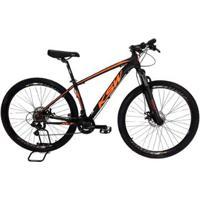 Bicicleta Mtb Alum 29 Ksw Shimano 24 Vel Freio A Disco - Unissex