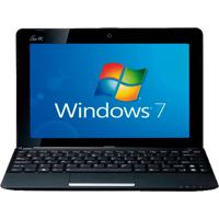 "Netbook Asus 1015Bx-Blk002B - Amd Fusion C-60 - Ram 2Gb - Hd 500Gb - Led 10.1"" - Windows 7 Home Basic"