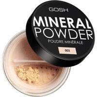 Pó Facial Gosh Copenhagen - Mineral Powder Ivory - Feminino-Incolor