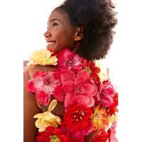 Fantasia Flor - Kimono Multicolorido