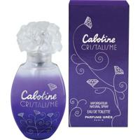 Cabotine Cristalisme Eau De Toilette Feminino 100 Ml