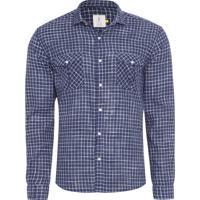 014cd3cb77 Camisa Xadrez Brooksfield - MuccaShop