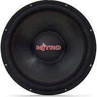 "Subwoofer 15"" Spyder Nitro - 700 Watts Rms - Impedância: 4 Ohms"