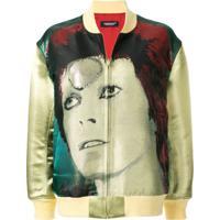 Undercover Jaqueta Bomber Bowie - Verde